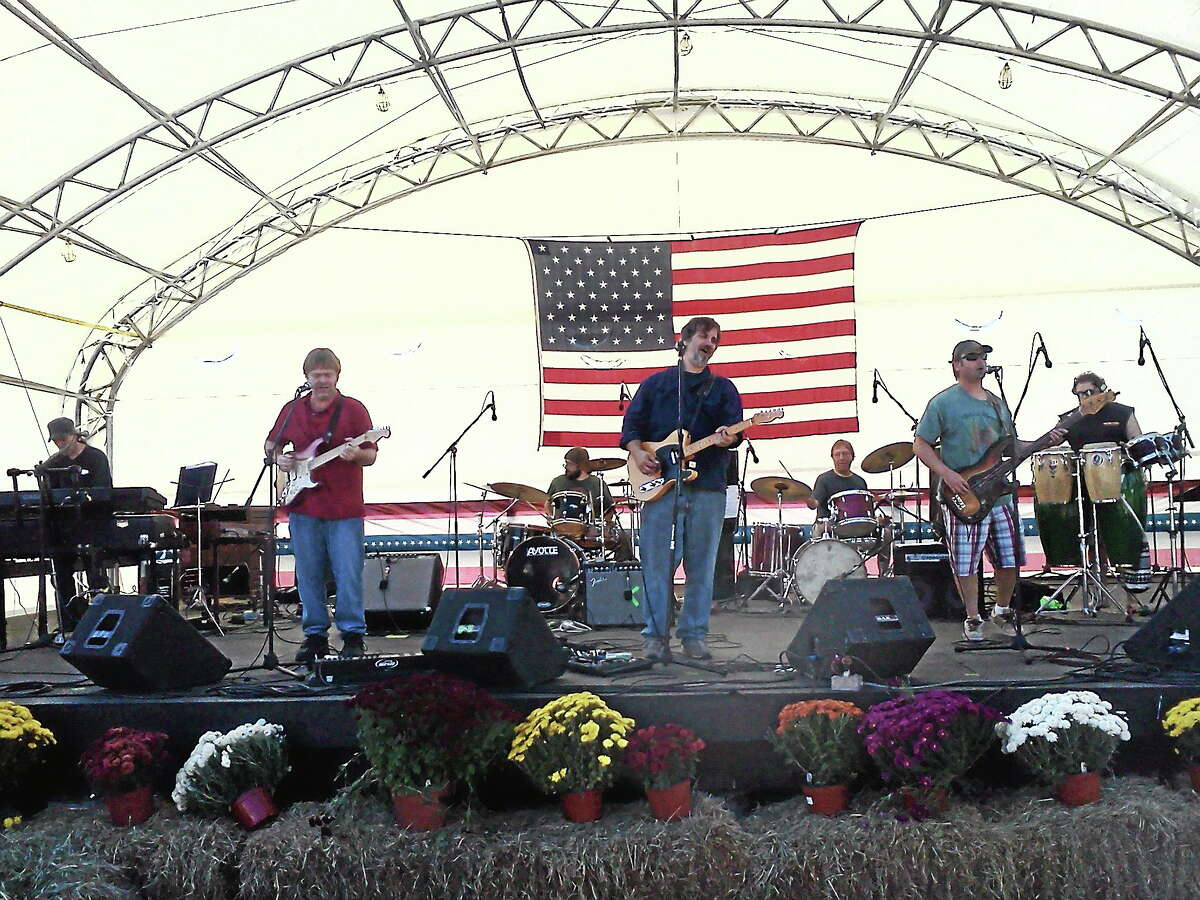 The Sticky Greens will be in the A Very Jerry Jam lineup Saturday night in Hamden.
