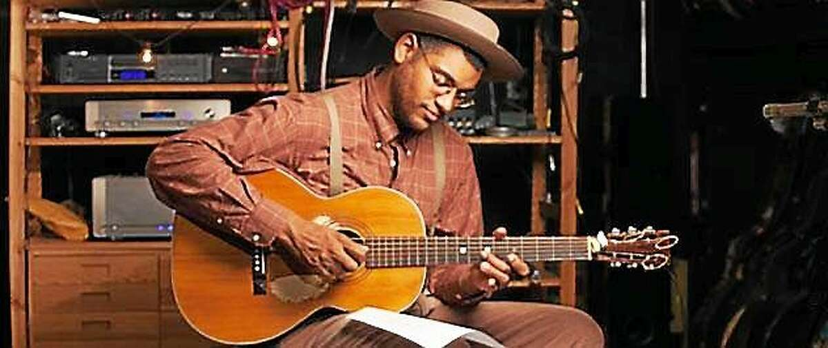 Photo by Dom Forcella Dom Flemons will be appearing at The Outer Space in Hamden.
