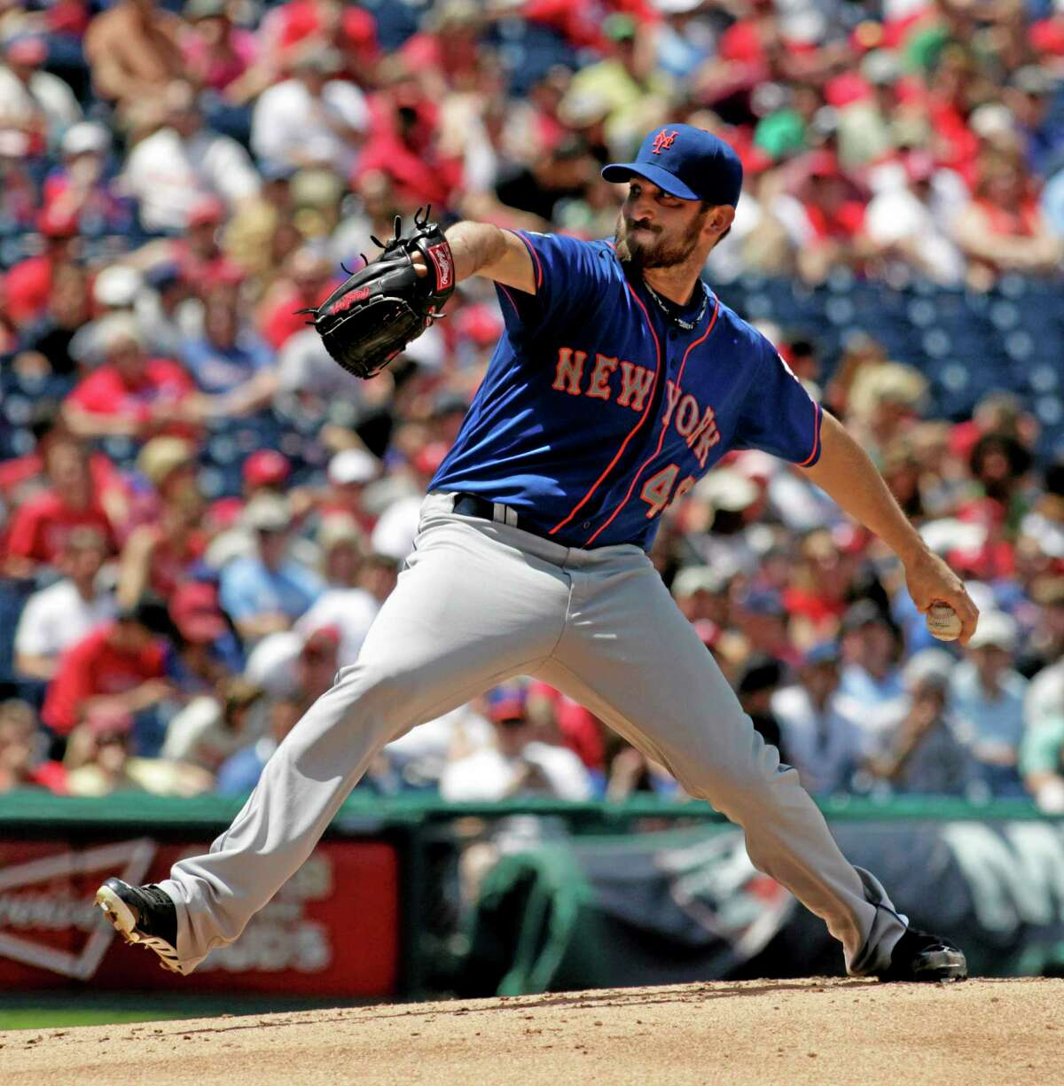 Mets starting pitcher Jonathon Niese has battled injuries in his career, but he has also put up consistently strong numbers when he is able to take the mound.