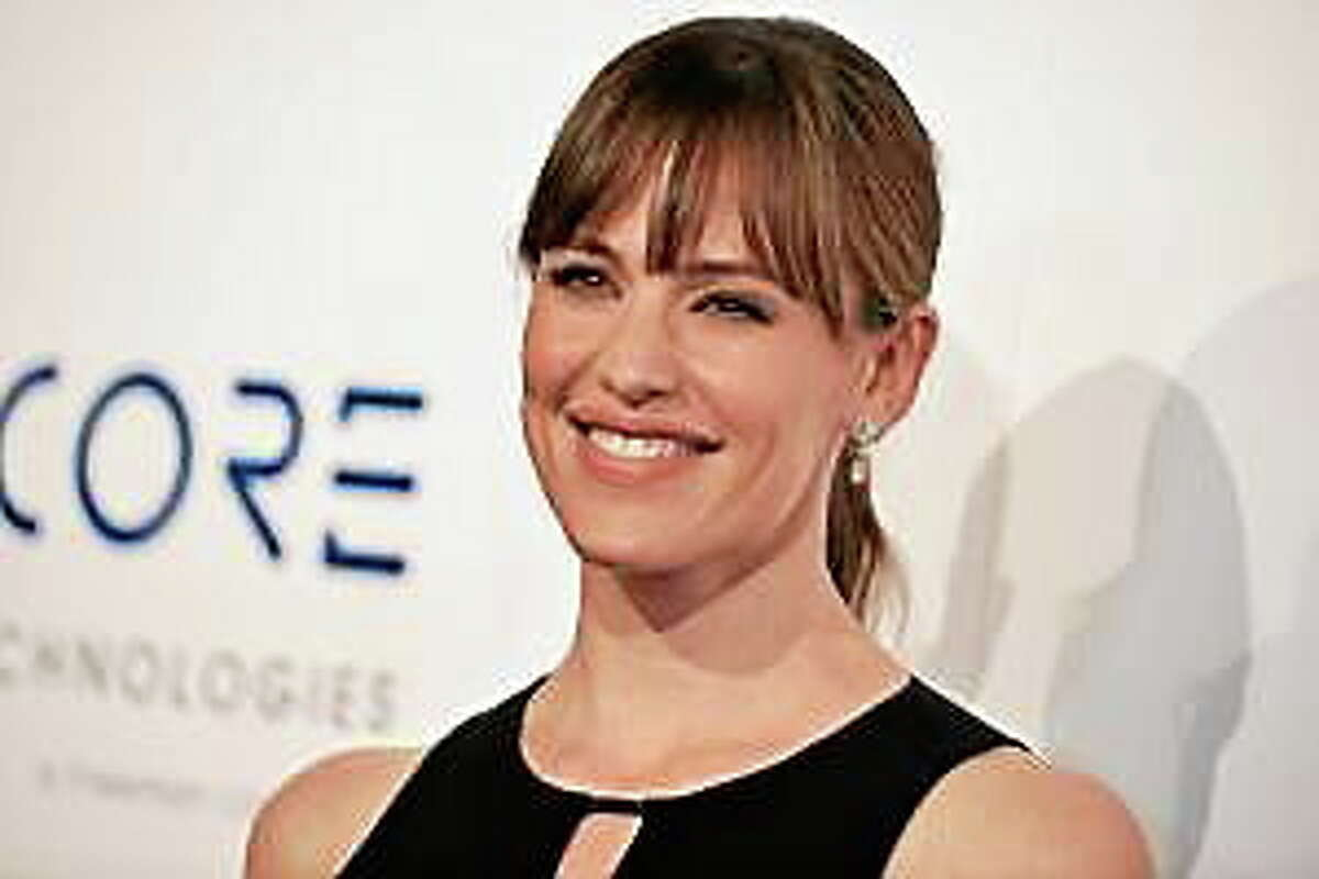 Jennifer Garner arrives at The Thirst Project's Annual Gala held at the Beverly Hilton Hotel on Tuesday, June 24, 2014, in Los Angeles.