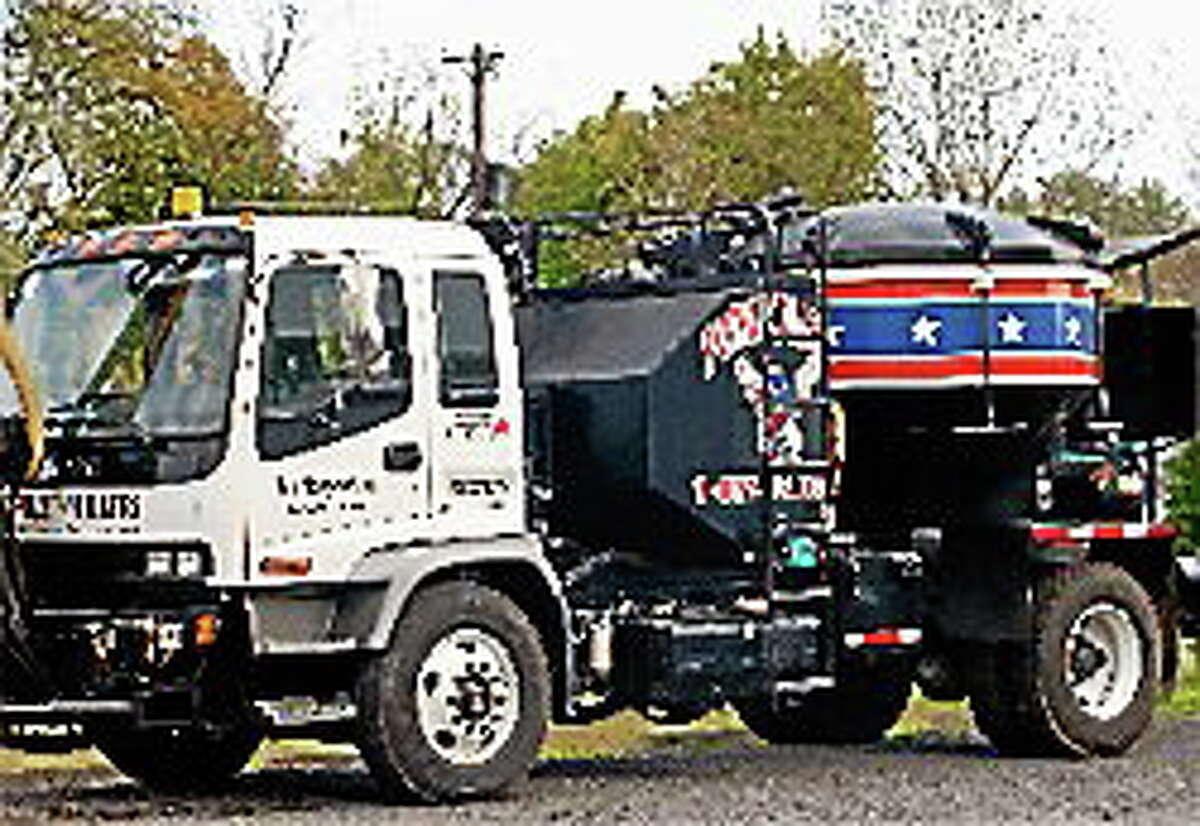The Pothole Killer. Photo courtesy of Patch Management Inc.
