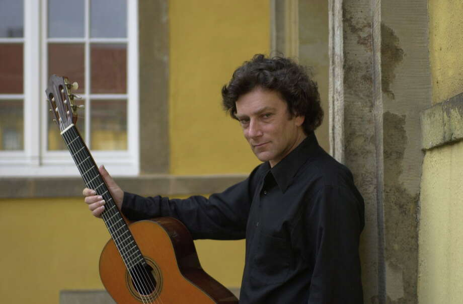 Contributed photo  David Tannenbaum will be in concert at 8 p.m. at Morse Recital Hall. Photo: Journal Register Co.