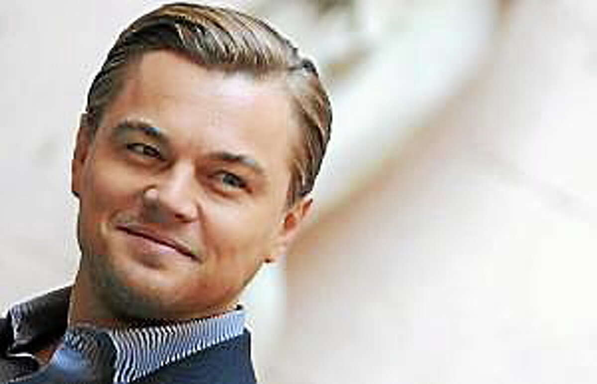 """Leonardo DiCaprio poses during a photo call for """"Shutter Island"""" on February 8, 2010, in Rome."""
