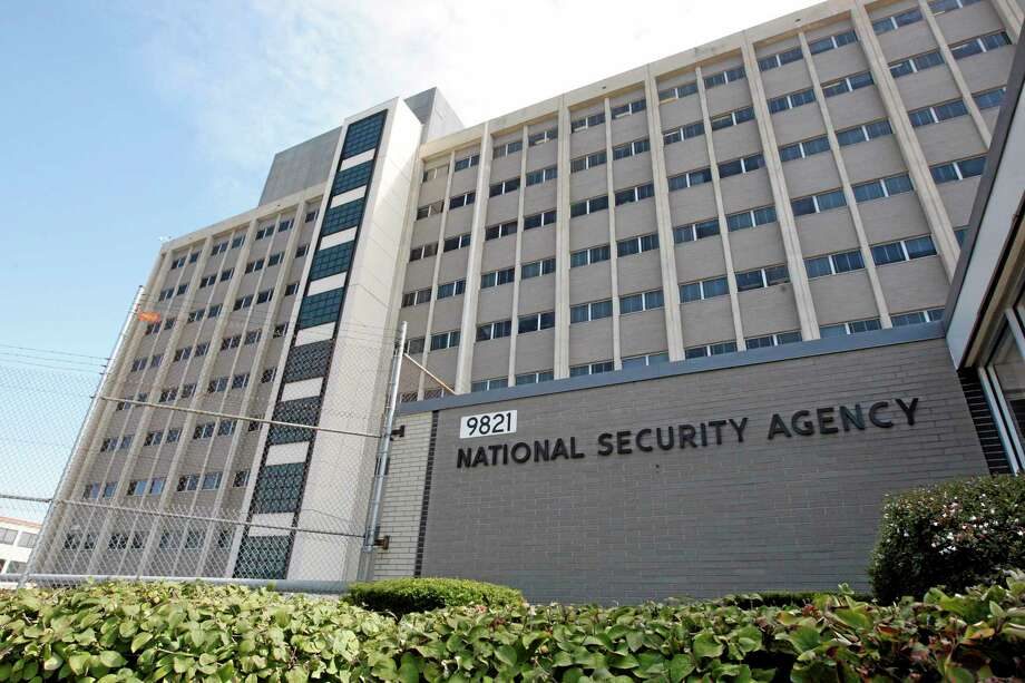 This Sept. 19, 2007, file photo shows the National Security Agency building at Fort Meade, Md. Photo: (The Associated PRess)   / AP