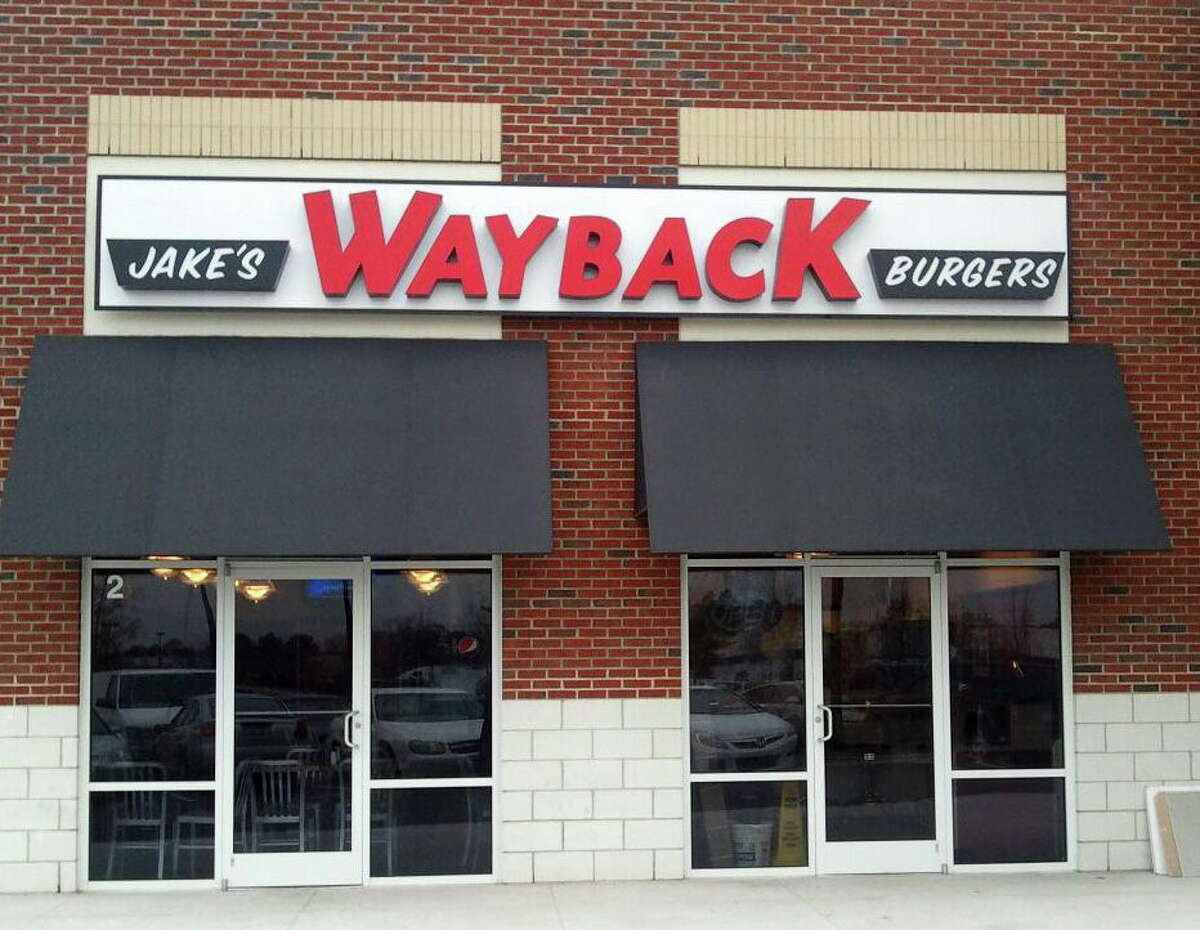 Jake's Wayback Burgers. (Contributed Photo)