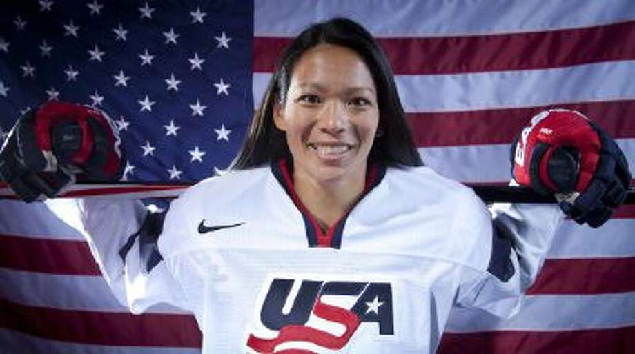 United States women's hockey player Julie Chu likes to win, but also knows that the continued dominance of the USA and Canada in women's hockey is not good for the sport.