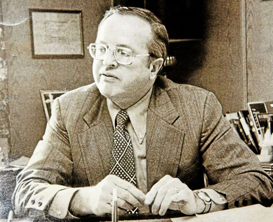 Former West Haven Mayor Robert A. Johnson. Photo: New Haven Register FILE PHOTO