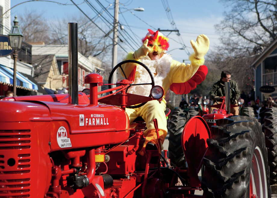 The Chester Carnivale Tractor Parade begins at 2 p.m. on Main Street. Photo: John Stack Photos — Spiritdogphotography.com    / Copyright © John Stack