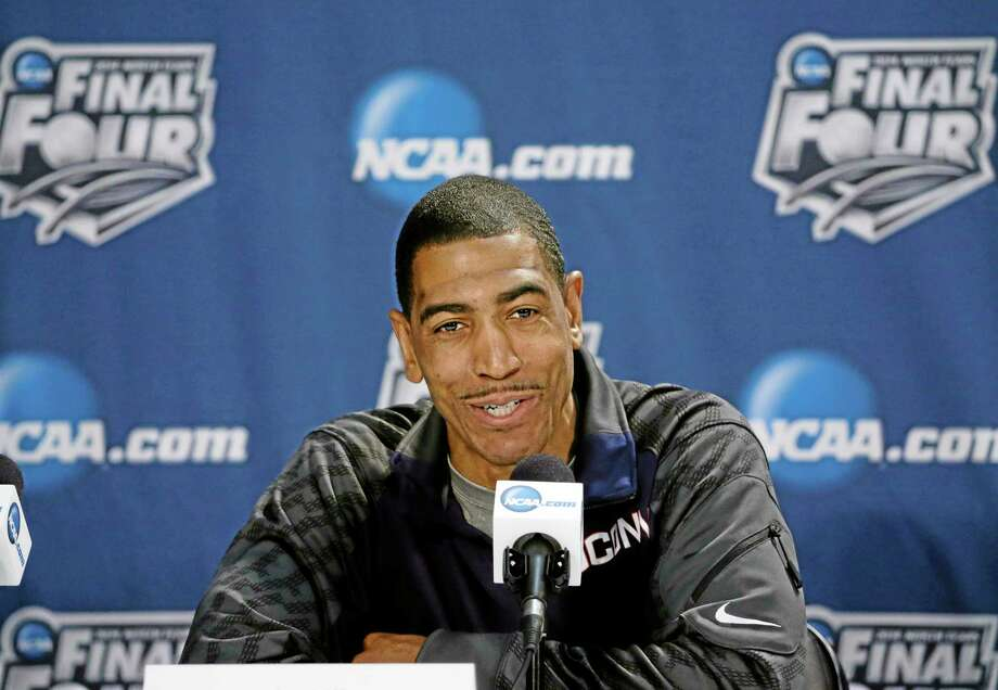 UConn's Kevin Ollie has overcome transfers, defectors to the NBA draft, an interim tag, a postseason ban and no previous head coaching experience to lead the Huskies to the Final Four. Photo: David J. Phillip — The Associated Press   / AP