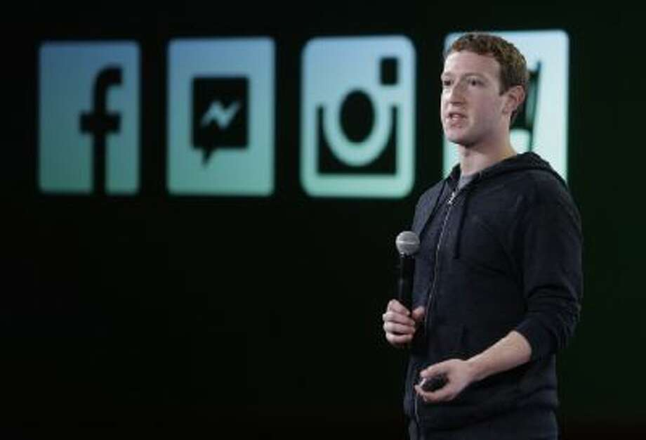 Facebook CEO Mark Zuckerberg talks about Instagram's new video feature at the company's headquarters in Menlo Park, Calif., Thursday, June 20, 2013.