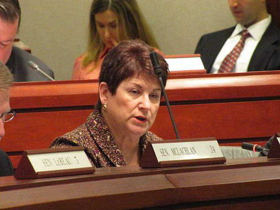 State Sen. Andrea Stillman, D-Waterford. Photo: Hugh McQuaid — CTNewsJunkie