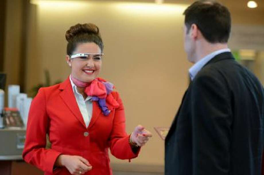 Virgin Atlantic ground staff will be testing out a pilot program using Google Glass technology.