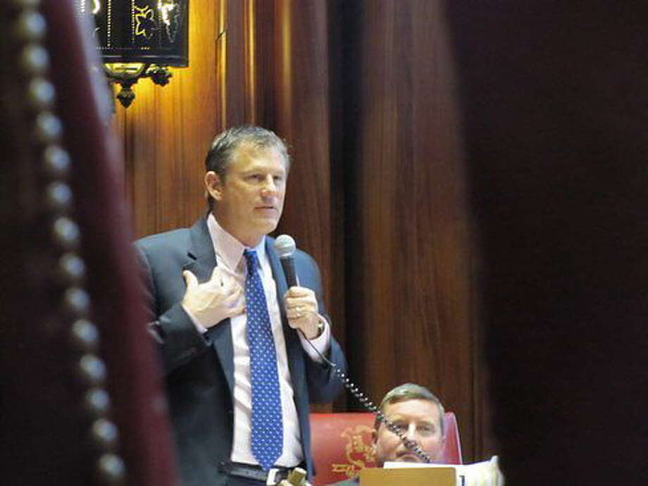 CT News Junkie - file photo  Sen. Kevin Witkos. Photo: Journal Register Co.