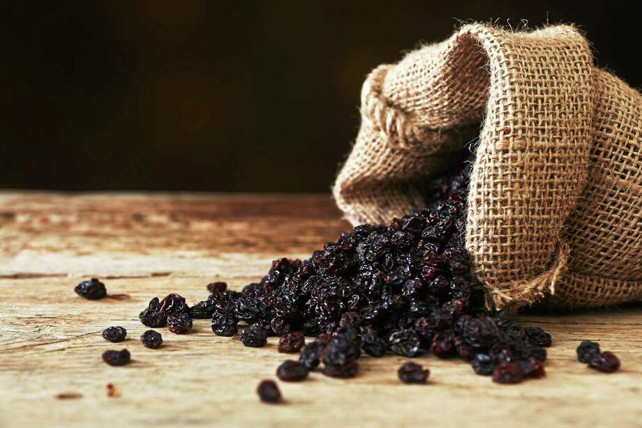 Today, California is the world's largest producer of raisins. In ancient times, Roman athletes were awarded raisins as prizes. Photo: Fotolia