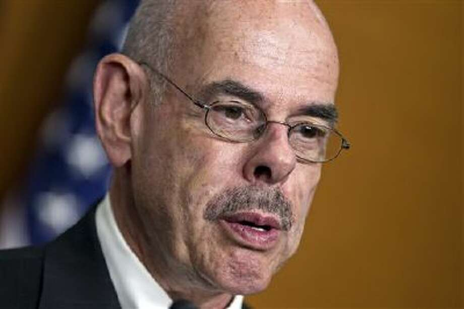 Rep. Henry A. Waxman, D-Calif., speaks during 2012 in Washington. The 20-term California Democratic will retire. Photo: AP / AP