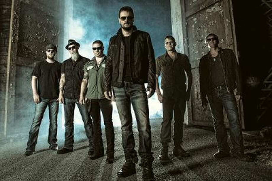 "This CD cover image released by Universal Nashville shows ""The Outsiders,"" by Eric Church. Photo: AP / Universal Nashville"