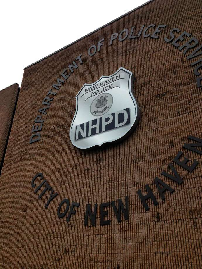 New Haven Police Department Photo: Journal Register Co.
