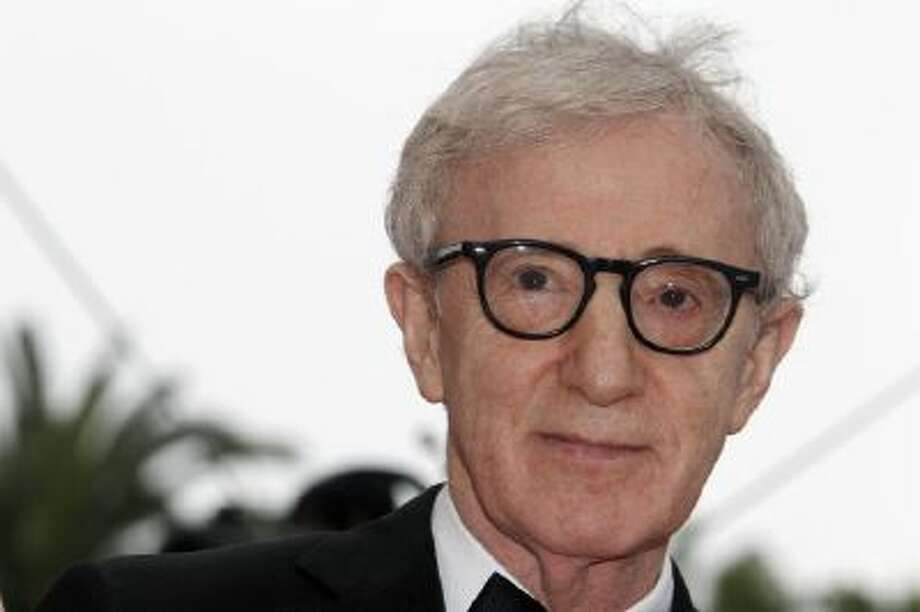 Woody Allen poses on the red carpet at the 64th Cannes Film Festival on May 11, 2011 in Cannes.