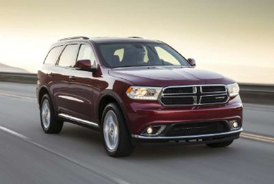 This undated image made available by Dodge shows the 2014 Dodge Durango Limited.