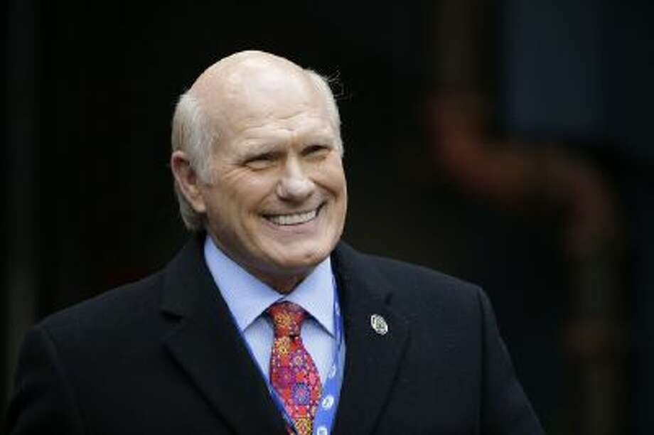 Fox broadcaster Terry Bradshaw won't be on the Super Bowl telecast Sunday. Bradshaw's father, Bill, passed away Thursday.