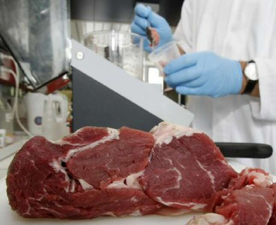 When you read a nutrition facts label for raw meat, is the fat content listed for raw or cooked weight?