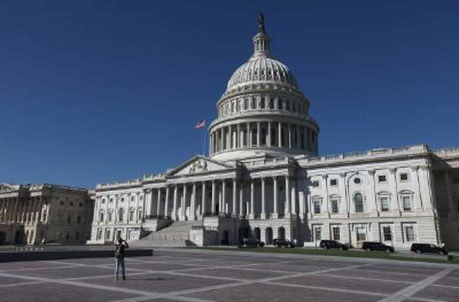 Congress will behave this week and raise the debt ceiling well before the nation risks defaulting on its loans. Here's why. Photo: Bloomberg Via Getty Images / 2013 Bloomberg