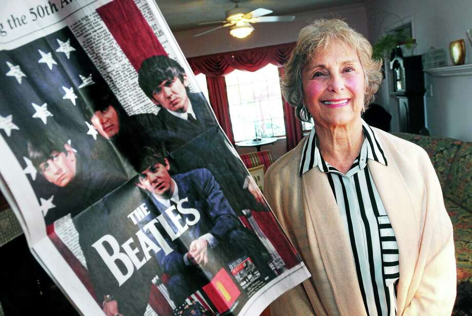 Nancy Buiano is photographed at her home in Milford. Photo: Arnold Gold — New Haven Register