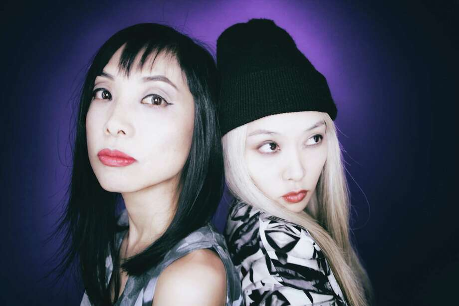 "Cibo Matto releases ""Hotel Valentine"" on Feb. 14, but before that, the duo has a show at 9 p.m. Friday at Spaceland Ballroom in Hamden. Tickets are $15. Salt Cathedral opens. Photo: Contributed"