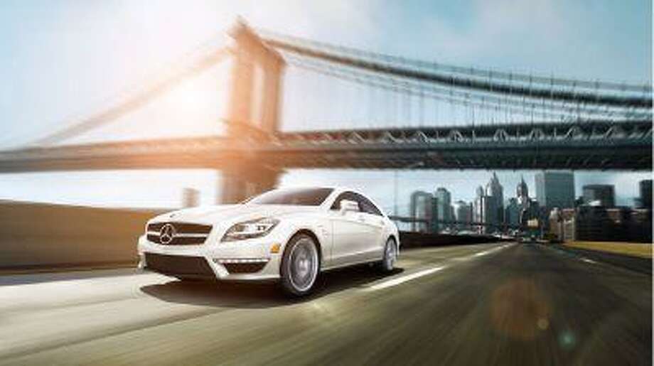 The Mercedes Benz CLS63 AMG 4MATIC. Mercedes-Benz vehicles were the most sought-after luxury brand among car thieves from 2009 through 2012, with the New York City region having the most thefts, an insurance-industry group said. (Mercedes Benz)