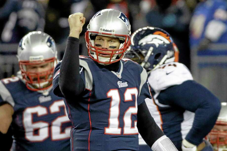 With a soft schedule, the Register's Dan Nowak expects the Patriots to steamroll opponents and cover the spread each week from Sunday until the end of the regular season. Photo: Stephan Savoia — The Associated Press   / AP