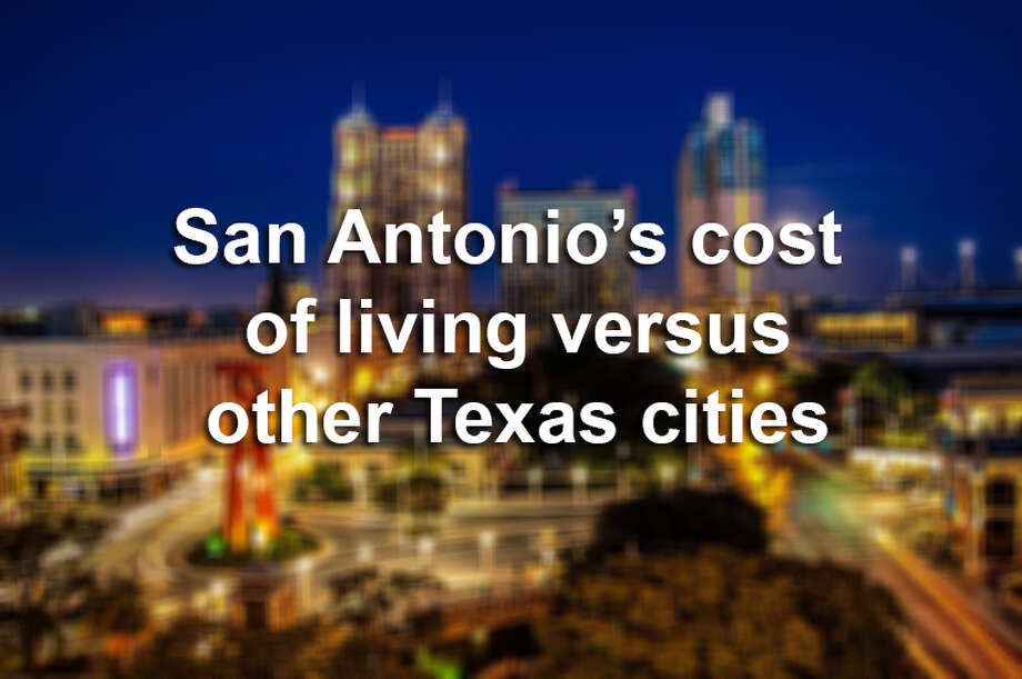Texas is among the cheapest states to live in America, according to a ranking by CNBC. But how do housing, food and healthcare costs in San Antonio stack up against Austin, Dallas and Houston? Click through the slideshow to find out. Photo: John Cabuena Flipintex Fotod/Getty Images