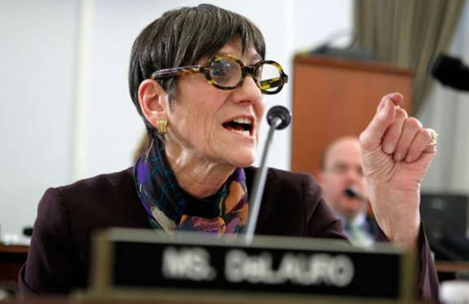 DeLauro / 2010 Getty Images