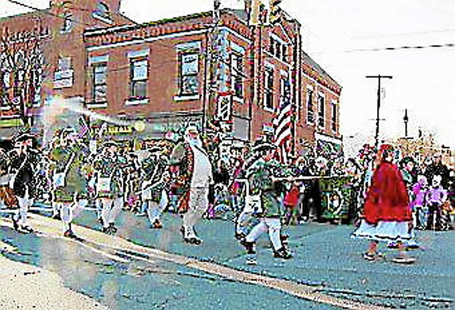 A scene from last year's parade in Seymour. Photo: Journal Register Co.