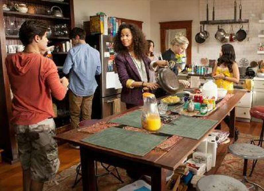 'The Fosters' on ABC Family. Photo courtesy of ABC Family.