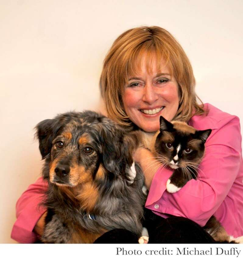 Michael Duffy photo: Sally Andersen-Bruce with a couple of cuties.