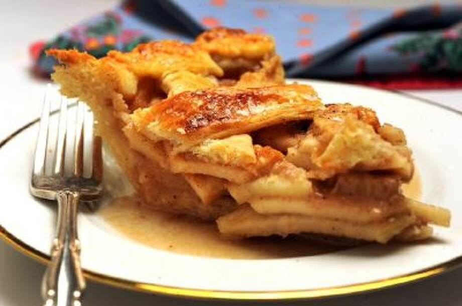 Apple pie, photographed in Walnut Creek, Calif., on Wednesday, Oct. 30, 2013.