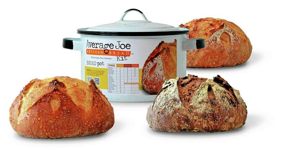 Average Joe Artisan Bread Kit. Photo: Contributed Photo