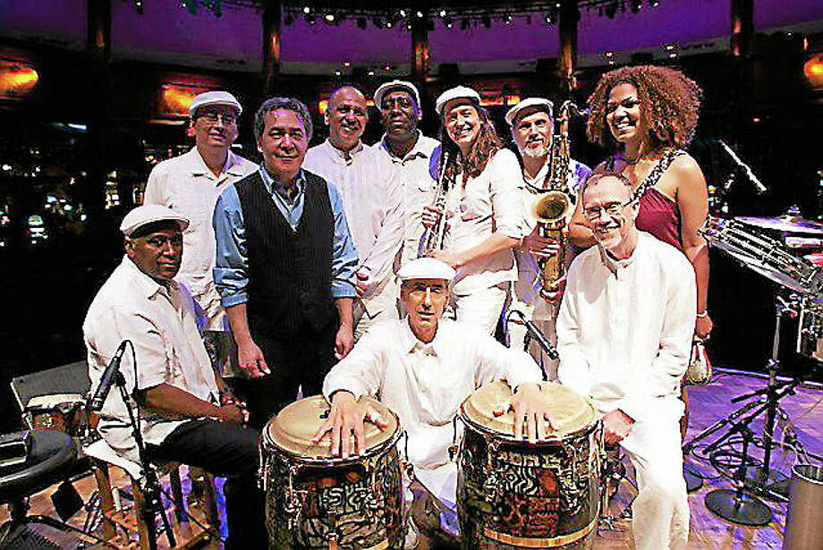 """Mikata, the band that's been called """"the premier salsa band on  the East Coast,"""" has something to celebrate. Photo: Michael Vaile Garner"""
