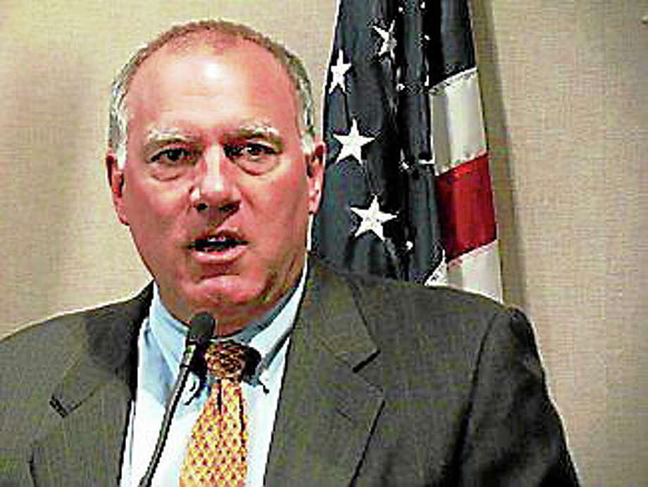 Attorney General George Jepsen. Photo: Journal Register Co.