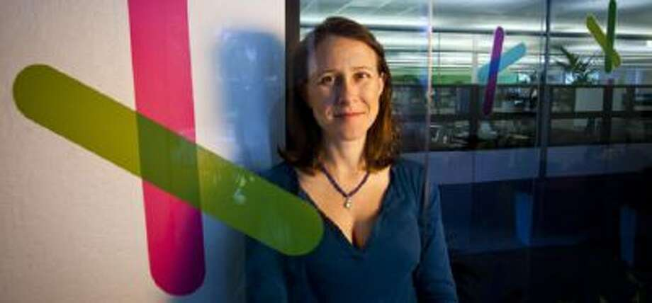 """Co-founder and CEO of 23andMe Anne Wojcicki says the company will have """"one of the largest databases out there, if not the largest"""" and that it will enable her scientists to do """"a tremendous amount of discovery"""" into the possible genetic causes of ailments like Parkinson's disease."""