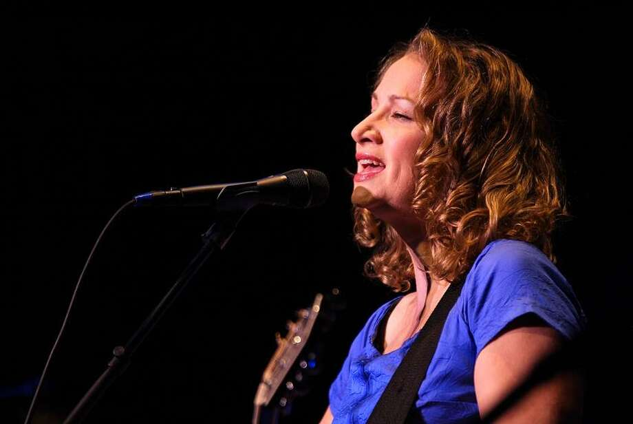 Contributed photo: Joan Osborne plays Infinity Hall in Norfolk this weekend.