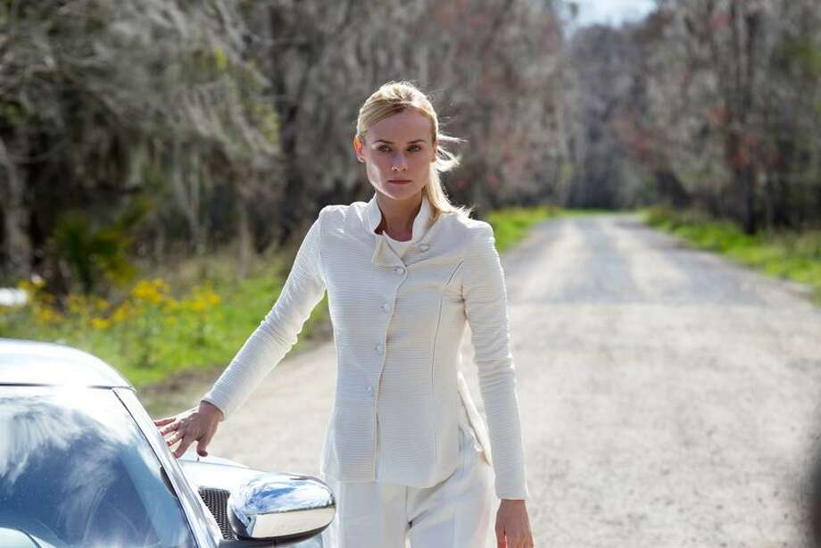 "Alan Markfield/Open Road Films photo: Diane Kruger may be in white but she's not one of the good guys in ""The Host."" Photo: AP / AP2012"