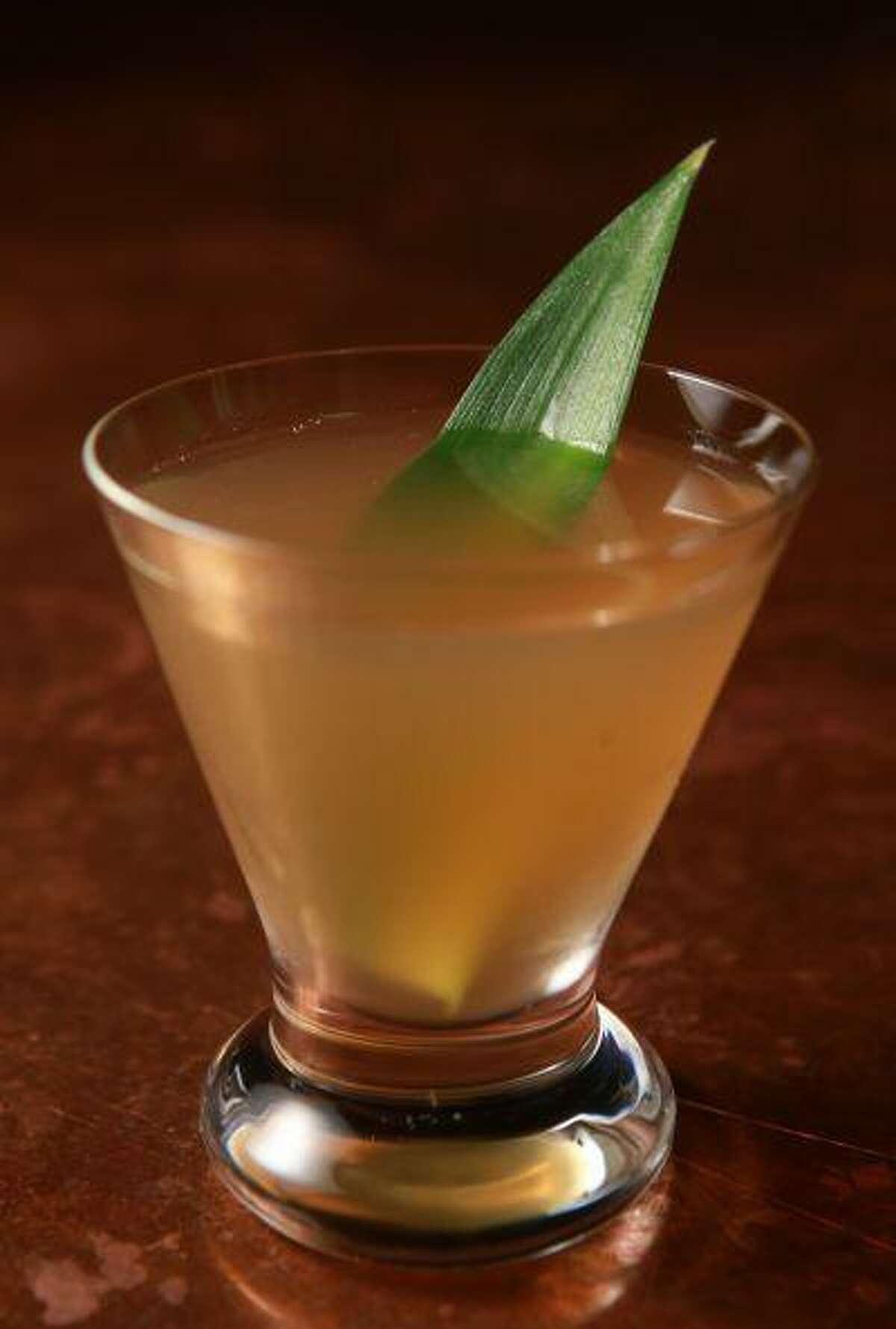 Jim Meehan's Algonquin cocktail. (Jim Meehan)