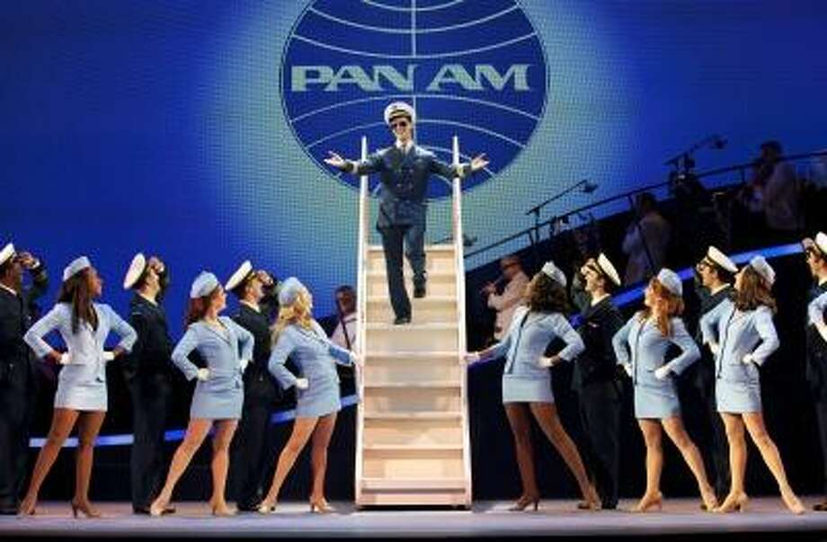 Carol Rosegg/The Catch Me if You Can Tour Company