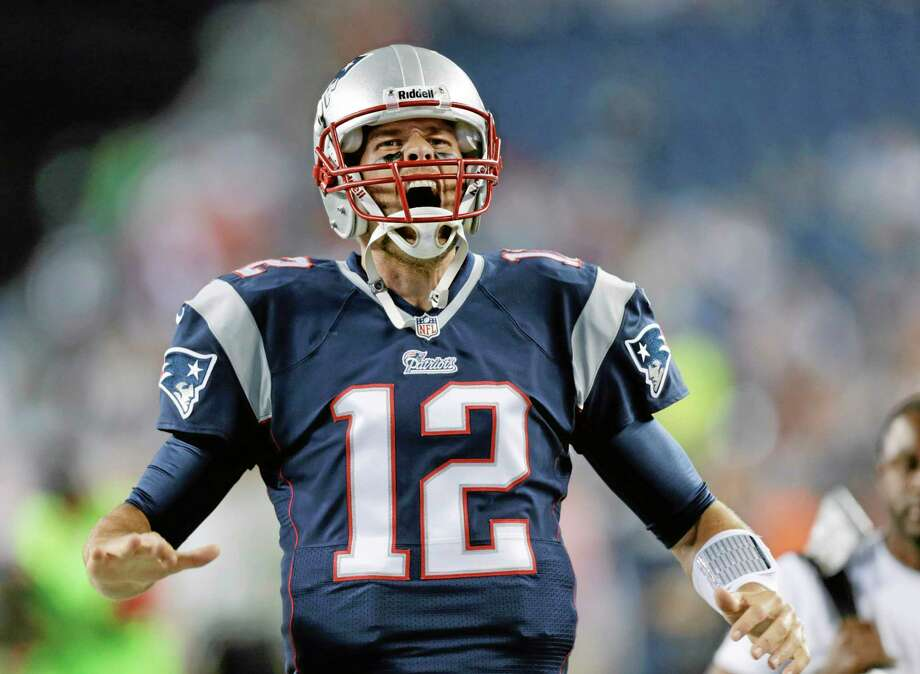 Tom Brady and the Patriots have yet to fully hit their stride this season. Photo: Charles Krupa — The Associated Press   / AP