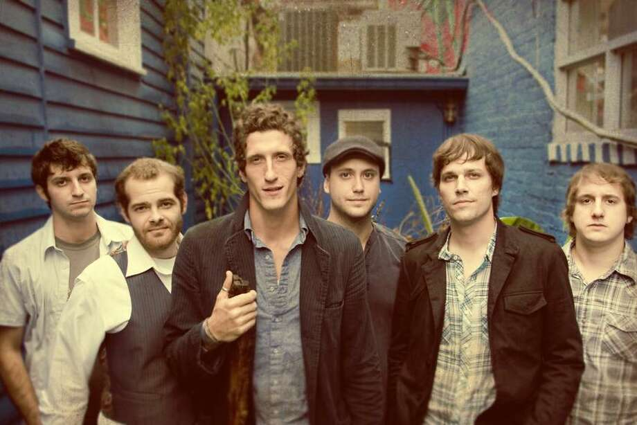 Contributed photo: The Revivalists play Fairfield Theatre Company's StageOne Friday night at 7:30.