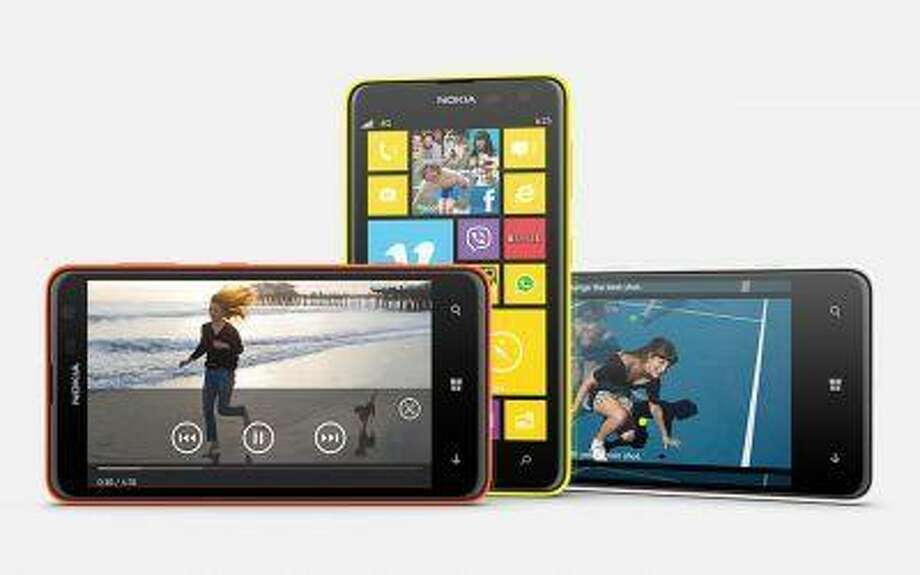 Nokia's first phablet will be on store shelves this autumn. (Nokia)