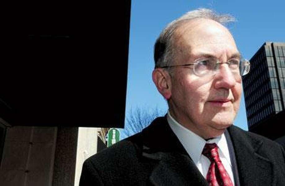 State Sen. Martin Looney, D-New Haven. Arnold Gold/Register