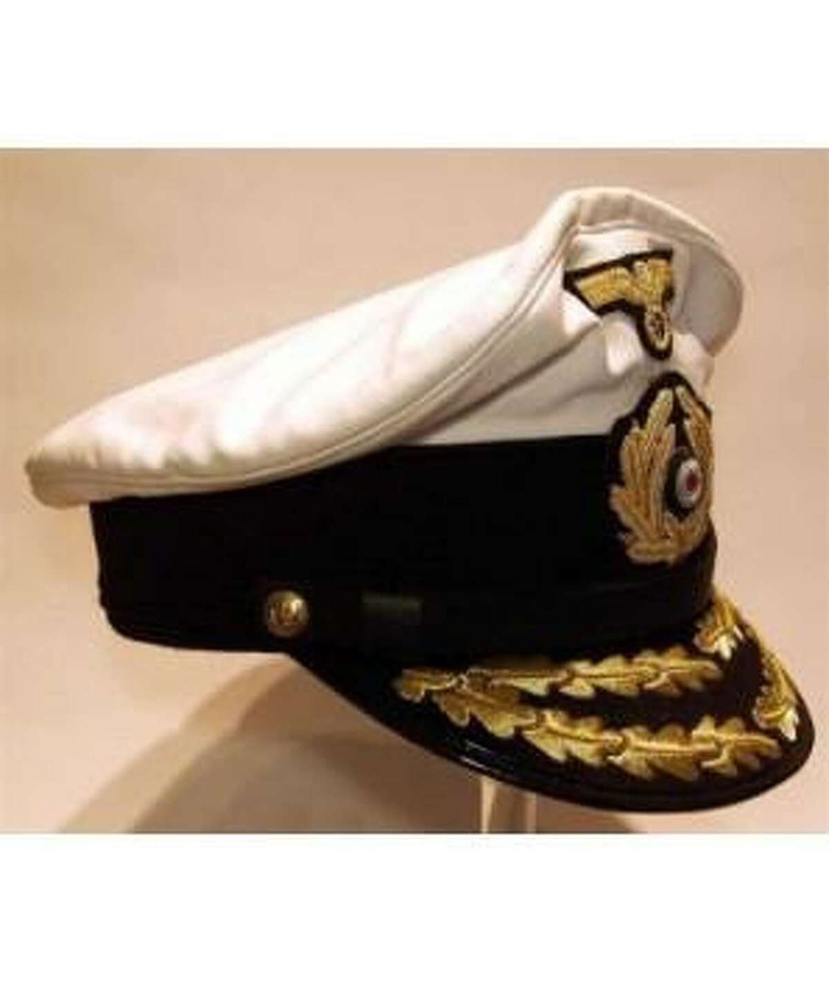 Nazi naval cap