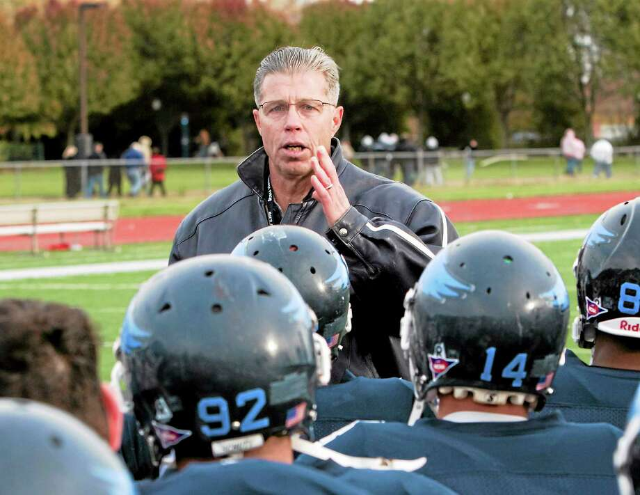 Southern Connecticut State football coach Rich Cavanaugh announced his retirement Wednesday after 29 years in charge of the Owls. Photo: Photo Courtesy Of SCSU Athletics